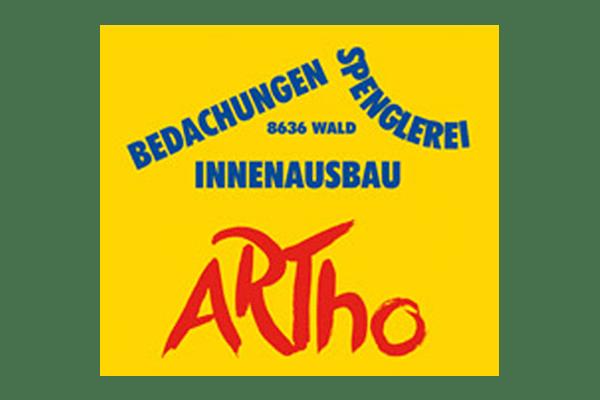Logo von Daniel Artho –Bedachungen, Spenglerei, Innenausbau